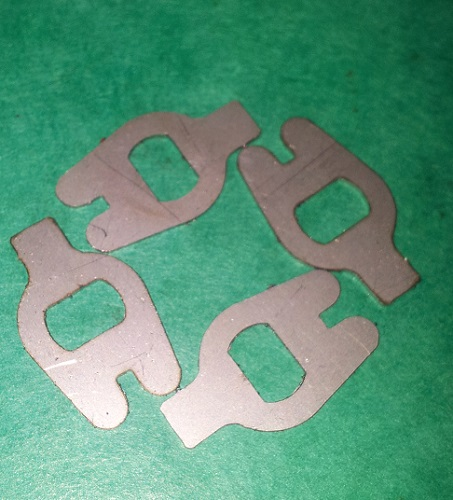 Dellorto DRLA Tab Washers For DRLA