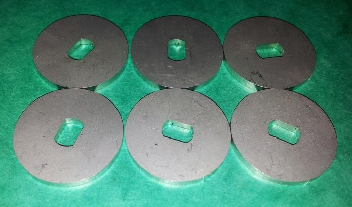 Dellorto DRLA Thottle Spindle Spacer Washers For DRLA
