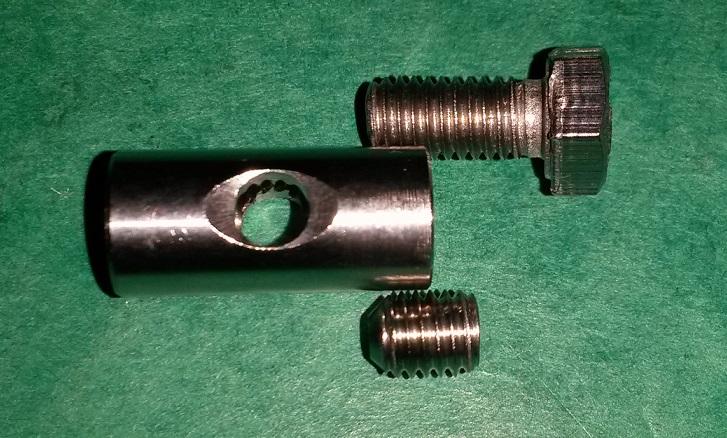 Solex Carburettor 28 30 31 34 Pict Throttle Cable Barrel