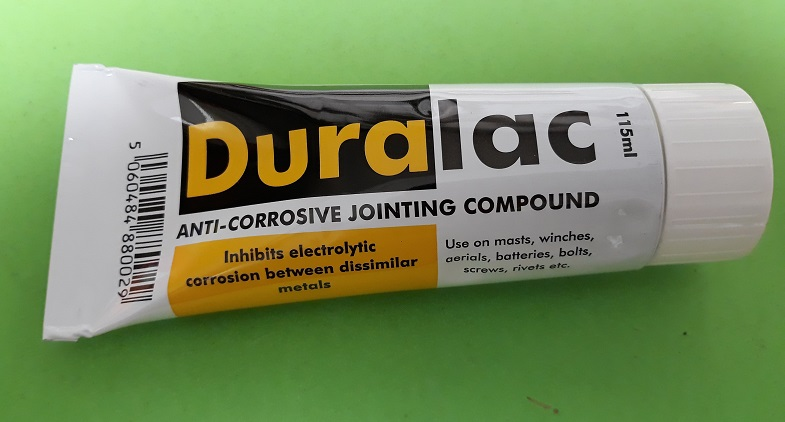 Duralac Anti Corrosion Compound For Bolt Joints