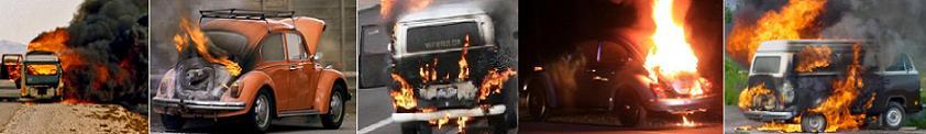 VW Ethanol R9 Fuel Hose To Prevent Fire